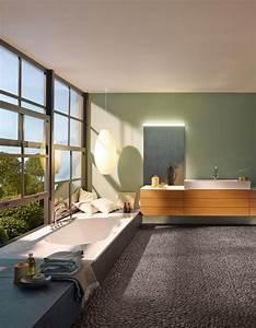 Déco Salle De Bains : 10 fa ons de se cr er une salle de bains zen elle d coration ~ Melissatoandfro.com Idées de Décoration