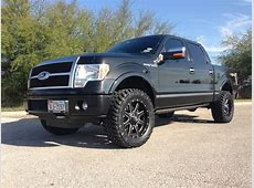 2012 platinum with black fuel wheels Ford F150 Forum