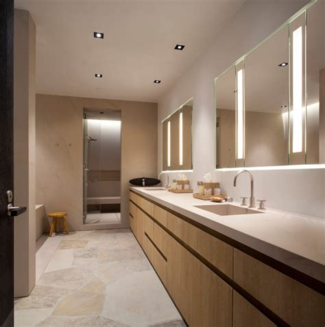 Contemporary Bathroom Lighting Images by 19 Bathroom Lightning Designs Decorating Ideas Design