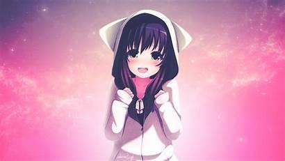 Anime Desktop Wallpapers Background Backgrounds Soft Nightcore