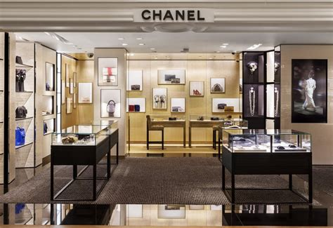 Chanel?s New Accessories Boutique at Bergdorf Goodman, New