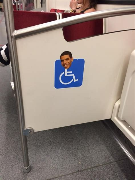 Drake Meme Wheelchair - tv character memes draking