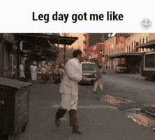 prosthetic leg gifs find share  giphy