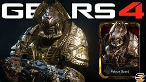 Gears Of War 4 QuotPalace Guardquot Character Multiplayer