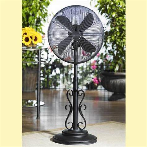 waterproof outdoor oscillating fans decobreeze outdoor fan ebony dbf0624