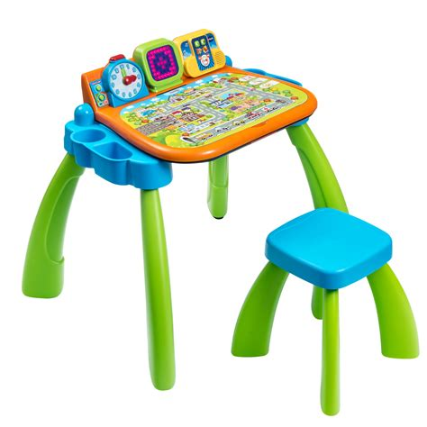 vtech baby bureau vtech my magical desk 3 in 1 thimble toys