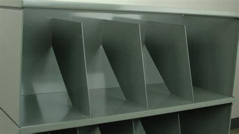 stackbin medical  shelf medical record storage unit