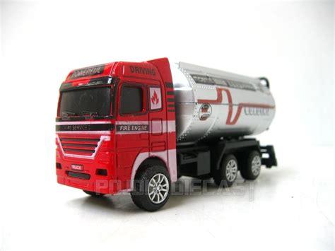 jual mobil truck tangki bbm diecast miniatur alat berat di lapak yohana shop mainananakana