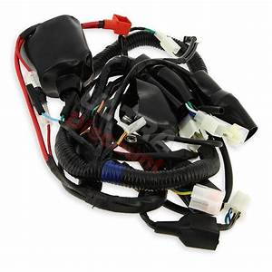 Wire Harness For Atv Shineray Quad 150cc  Xy150ste
