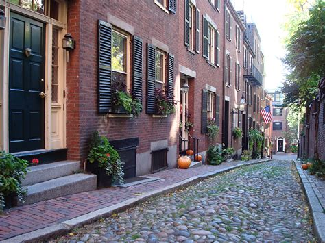 Things To Do On Halloween In Nyc by This Is Your Chance To Live On Acorn Street Boston Magazine
