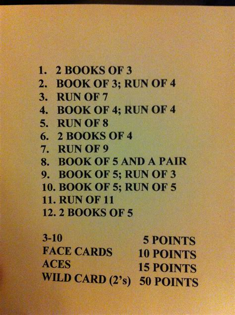There are many slightly different versions of the rules: Aggravation Rummy | Card games, Rummy card game, Rummy