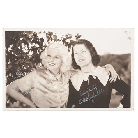 Film Actress Sex Symbol Jean Harlow Collection Of Memorabilia Cowan S Auction House The