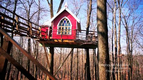 treehouse masters premieres fri jan  youtube