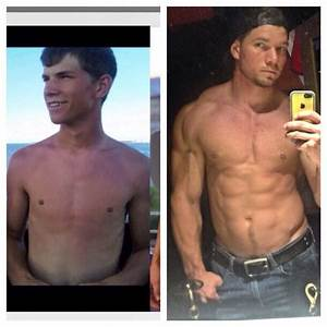 My 1 Year All Natural Transformation  Pic Before And After