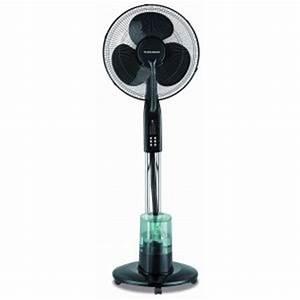 Ventilateur Brumisateur Sur Pied : thomson thvel480k ventilateur avec fonction brumisateur sur pieds comparer avec ~ Melissatoandfro.com Idées de Décoration