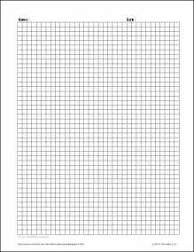 free graph paper template printable graph paper and grid