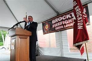 Firefighters celebrate 100 years of Local 144 - News - The ...