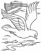 Flood Coloring Pages Getcolorings Printable sketch template