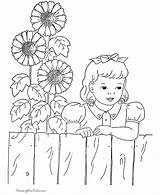 Sunflower Coloring Pages Flower Sheets Flowers Summer Printable Colouring Sunflowers Sun Embroidery Adults Books Adult Clipart Animal Stencil Printing Stamps sketch template