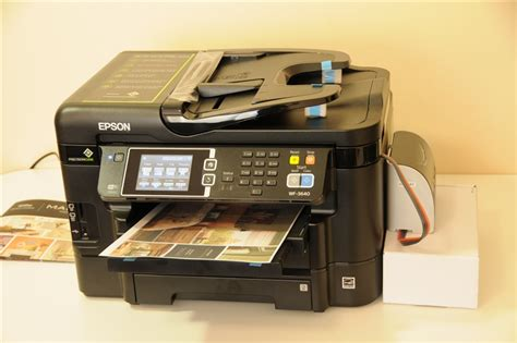 pigment ink continuous ink system epson workforce wf
