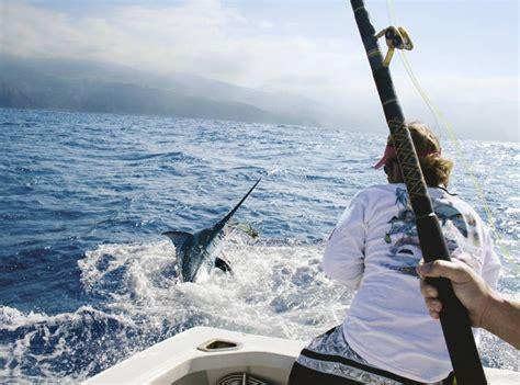 marlin fishing madeira lure florida sports fletcher jonathan brings wire taken bro dream