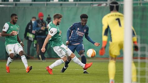 Arsenal vs Rapid Wien Preview: How to Watch on TV, Live ...