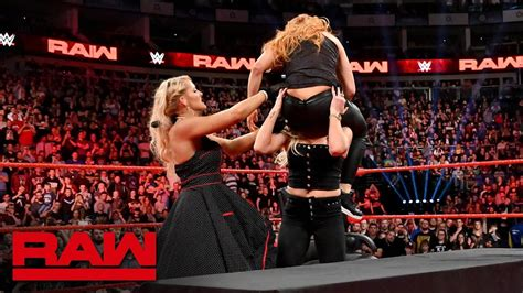 becky lynch   rise   top started  wwe money