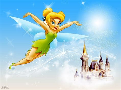 Tinkerbell Cartoon Pictures
