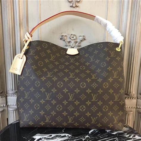 louis vuitton graceful mm monogram pivoine aaa handbag