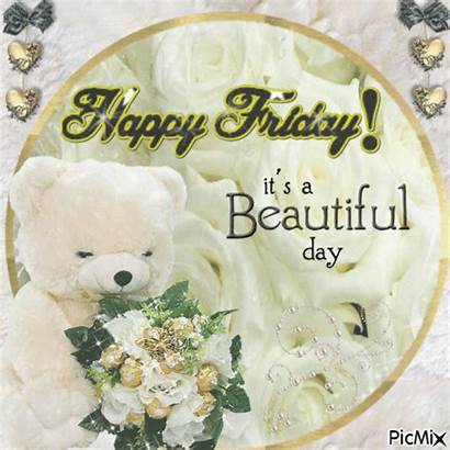 Friday Happy Blessings Its Quotes Picmix Animated