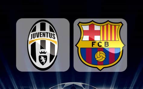 Lineups, Team News, Stats – Juventus vs Barcelona ...