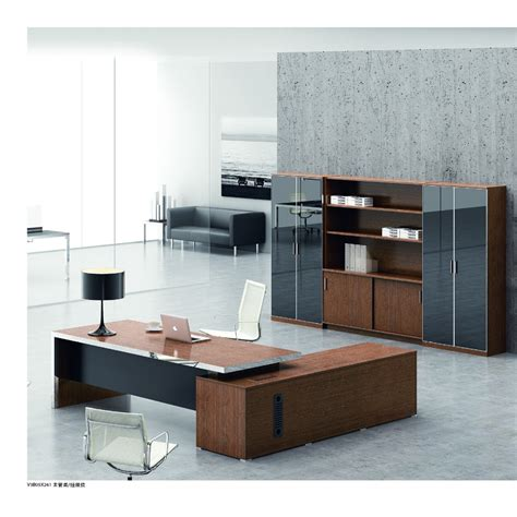 bureau high high end luxury ceo office furniture modern practical