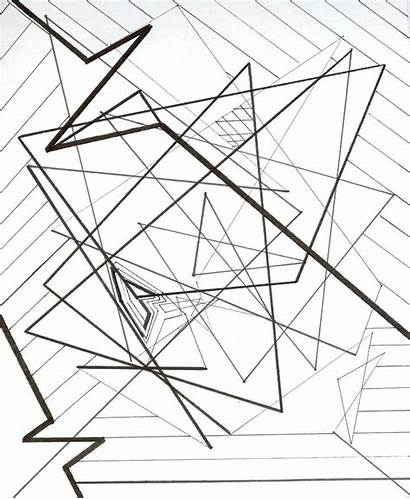 Line Geometry Geometric Drawing Drawings Lines Clipground
