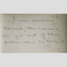 Palmer Method Of Handwriting  Let Us Be Sweethearts