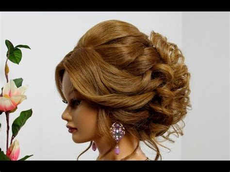 Download video: Bridal hairstyle for long <a href=