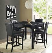 Details Actualcolor Black Brand Dorel Living Color Black Assembled Dining Sets 3pc Birch Black Finish Counter Height Dining Table Set Height Dining Gaucho 5pcs Black Finish Counter Height Dining Table Set Counter Height Table Set W Two Drawers In Dark Brown Black BEYOND