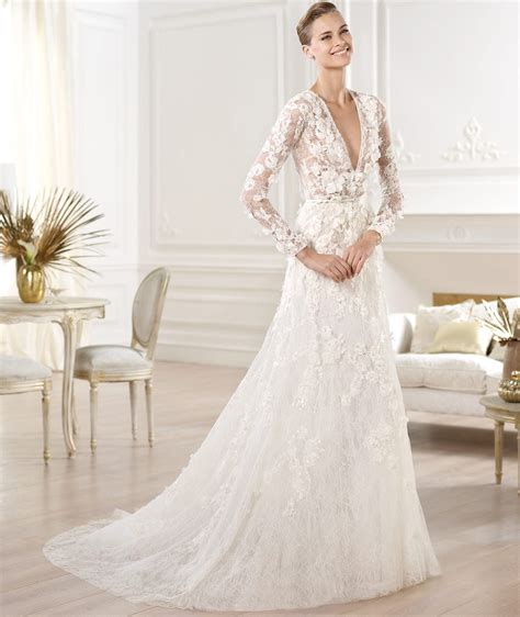 crux wedding dresses elie saab wedding dress 2014 pronovias bridal crux