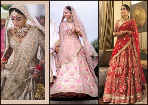 5 Most Beautiful Indian Celebrity Brides Of 2017