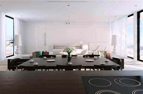 White Decor Dining Areas by White Decor Dining Areas
