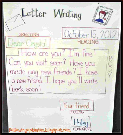 how to write a friendly letter how to write a friendly letter worksheets writing a 9551
