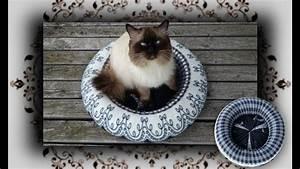 Gemüse Für Katzen : diy fleece bettchen f r katzen hunde handmade cat ~ Watch28wear.com Haus und Dekorationen