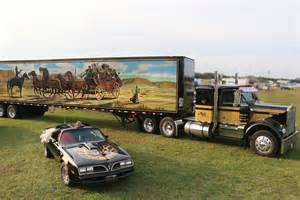 Smokey and the Bandit Trans AM Car