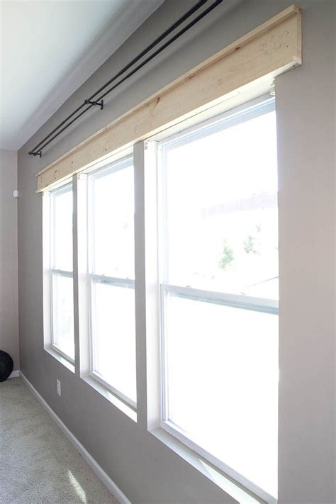 diy easy craftsman trim    craftsman window trim