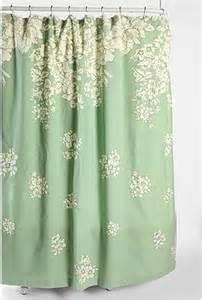sea foam green shower curtain humble abode