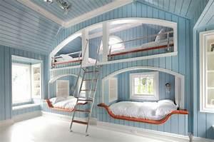 Decoration Chambre Style Marin : astuces d co chambre style marin ~ Zukunftsfamilie.com Idées de Décoration