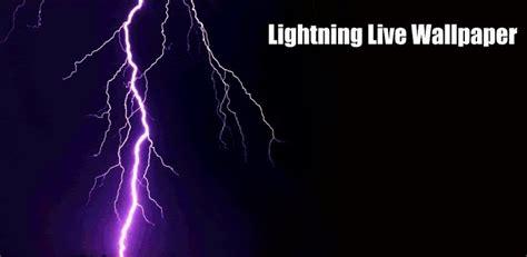 live lightning wallpaper