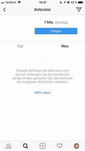Instagram Suche Vorschläge : instagram hashtags funktionieren nicht mehr 2018 jo bi on ~ Orissabook.com Haus und Dekorationen