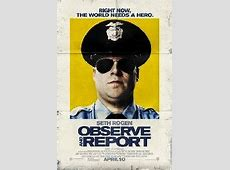 Quick Movie Review Observe and Report 2009 – The Twizard