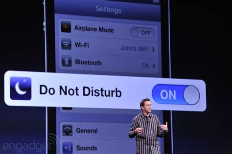 what is do not disturb iphone taking a look at ios6 youth ministry media
