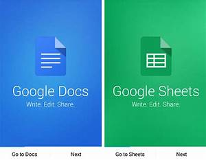 google docs and sheets apps for iphone ipad hits app With google docs download app store